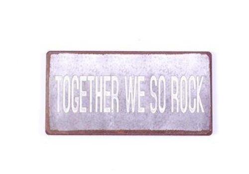 magneet together we so rock
