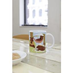 Kikkerland Story mug bear