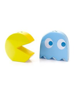 Balvi Peper en zout setje Pac-Man, keramiek