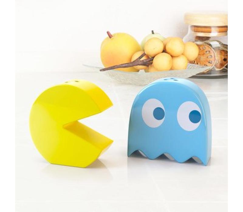 Peper en zout setje Pac-Man, keramiek