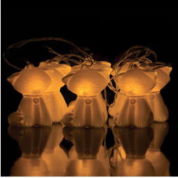 Fizz Creations Cat Strings Lights