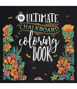 De Lantaarn The ultimate chalkboard coloring book