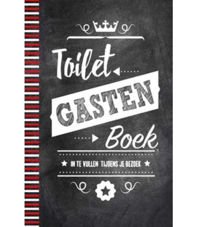 De Lantaarn Toilet gasten boek