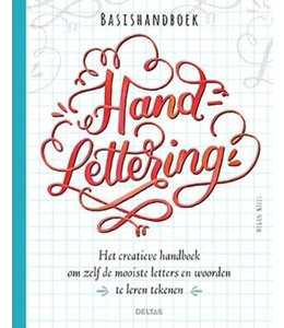 Deltas Basishandboek handlettering