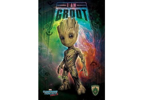 GUARDIANS OF THE GALAXY VOL. 2 I AM GROOT SPACE