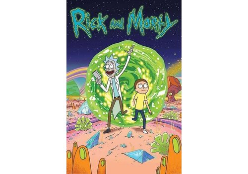 RICK & MORTY PORTAL