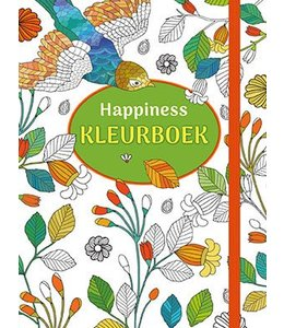 Deltas Happiness kleurboek