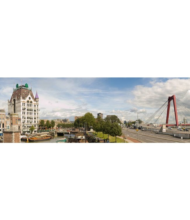 Oorthuis fotografie Het Witte Huis in Rotterdam