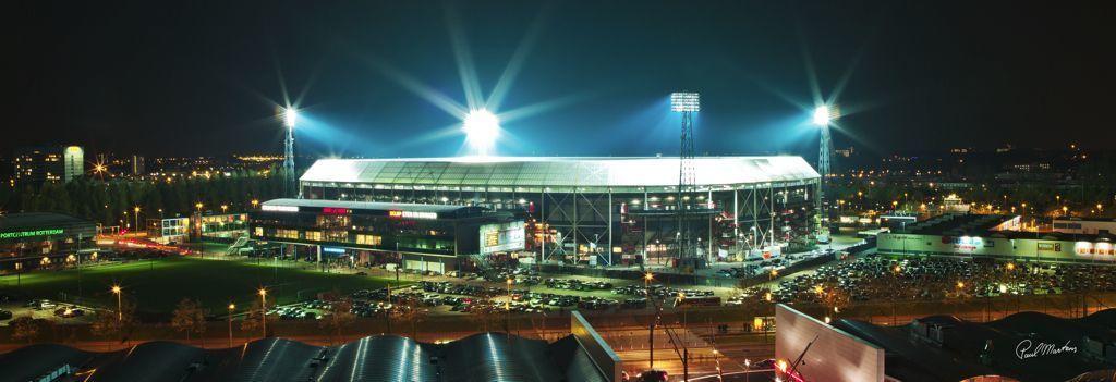 Feyenoord stadion de kuip kkec for Canvas feyenoord de kuip