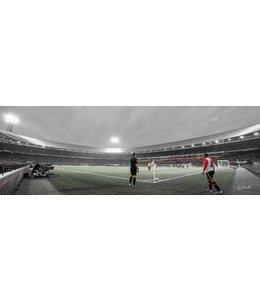 Tonny Vilhena - Feyenoord wedstrijd
