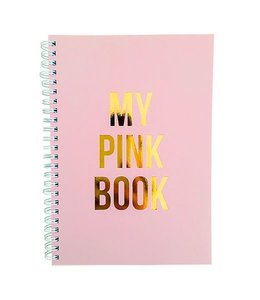 Notitieboek A5 - My pink book