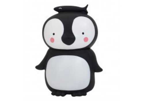Money box pinguin