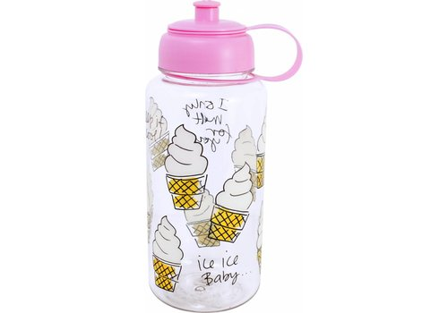 BLOND AMSTERDAM WATER BOTTLE ICE CREAM