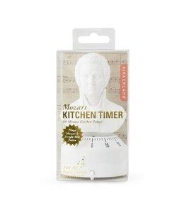 Kikkerland Mozart kitchen timer
