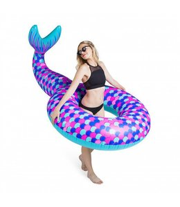 Big Mouth Inflatable Mermaid Tail 1.5m