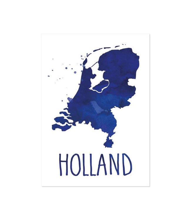 Beezonder Poster A4 Holland