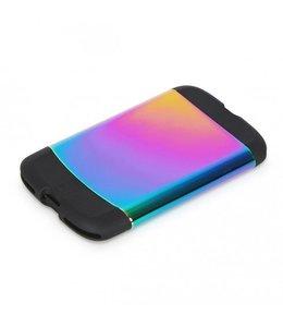 Bungee Card Case Rainbow