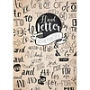 BBNC Handletter schetsboek