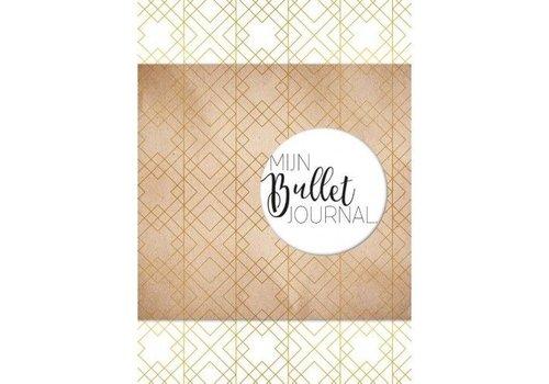 BBNC Mijn bullet journal - goud