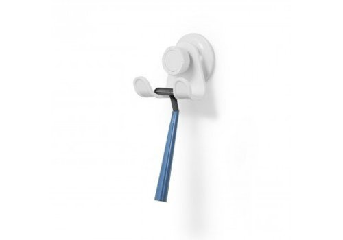 Flex gel-lock hook white