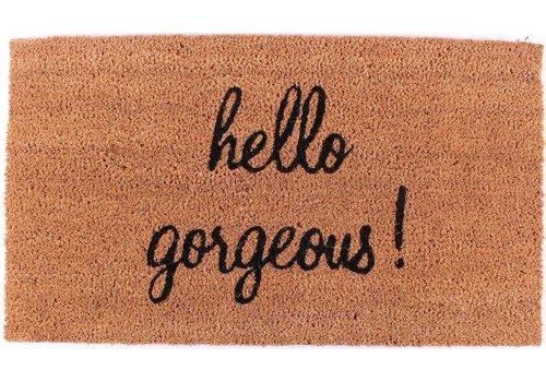 Deurmat - Hello Gorgeous