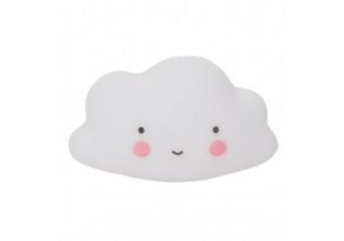 Bath toy cloud