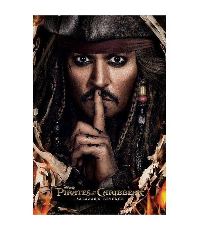 Pirates of the Carribbean - Can you keep a secret
