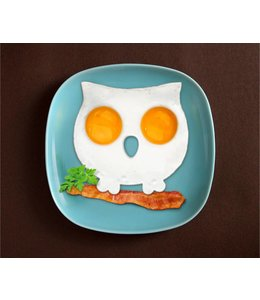 Funny Side Up-Owl - Egg Corral