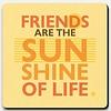 Coaster Lettered - Sunshine of Life