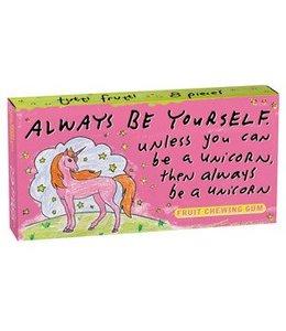 Cortina Gum - Always be a unicorn