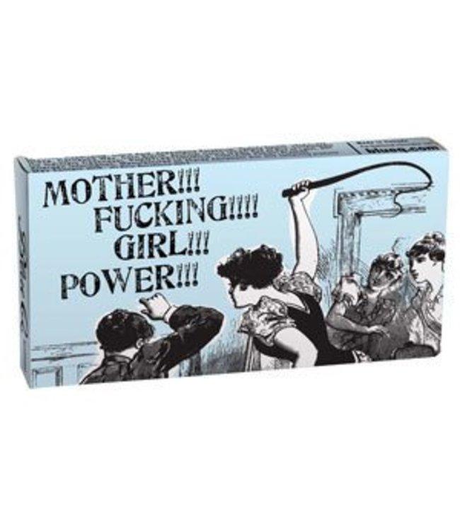 Cortina Gum - Mother fucking girl power