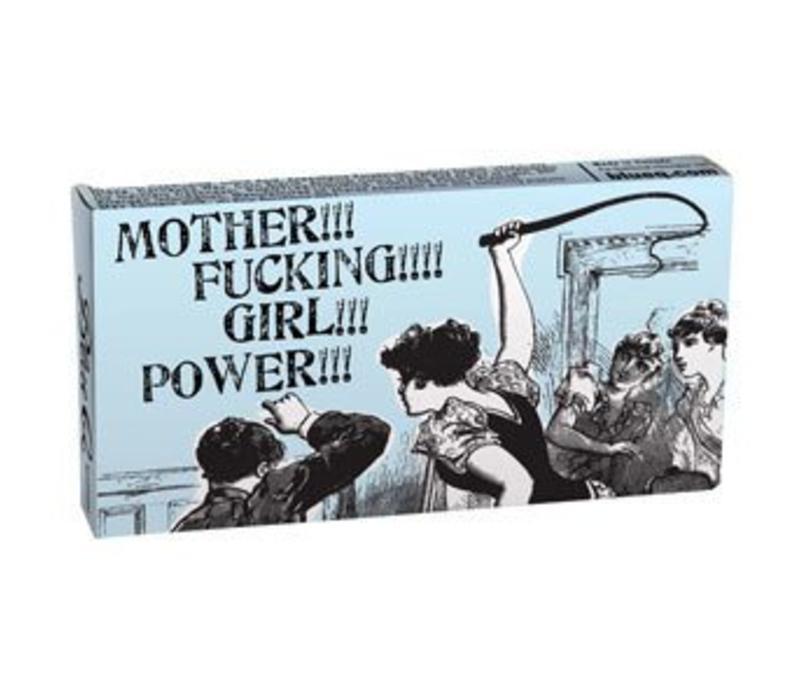 Kauwgom - Mother fucking girl power