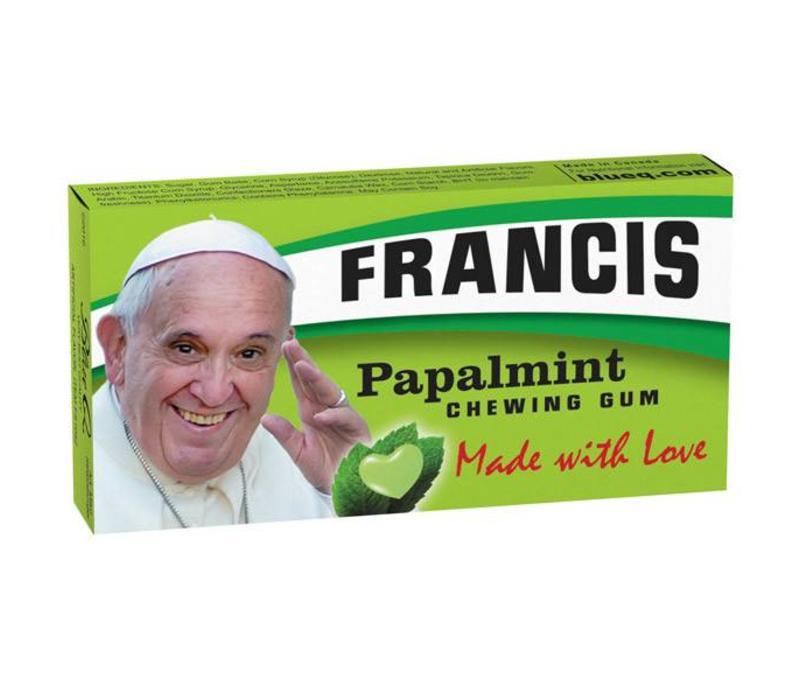 Kauwgom - Pope gum