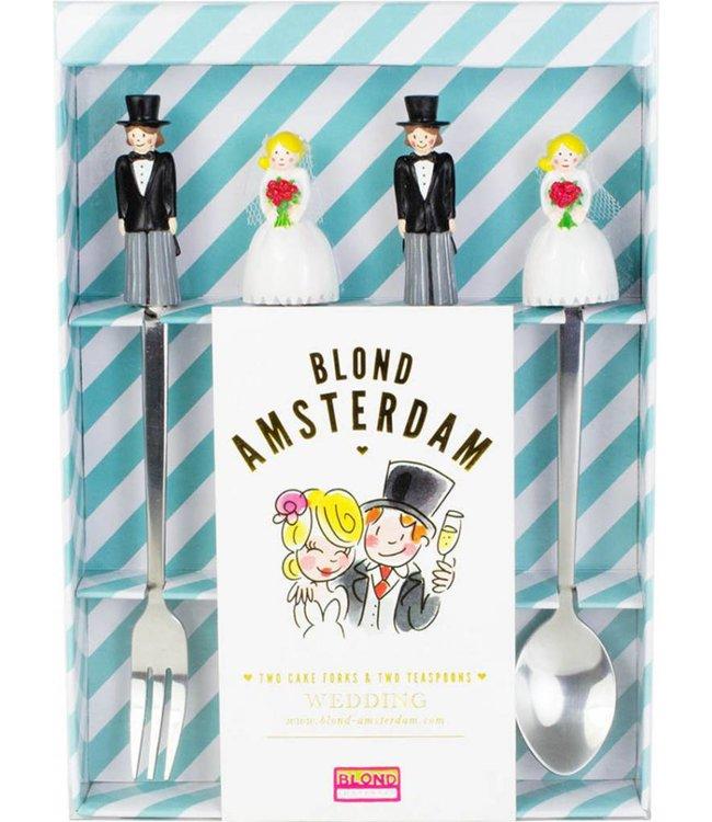 BLOND AMSTERDAM SET 4 WEDDING