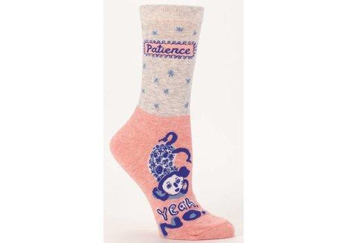 Cortina Socks - Patience. Yeah no