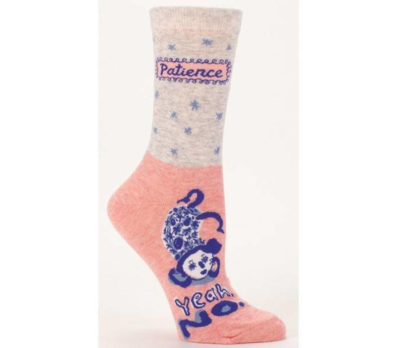 Socks - Patience. Yeah no