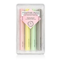 We live like this positive pens