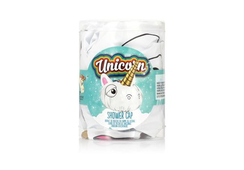 Cortina Unicorn shower cap