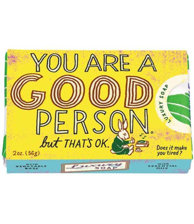 Cortina Soap - You are a good person