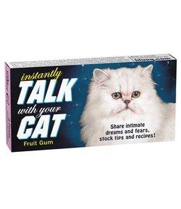 Cortina Gum - Talk with your cat