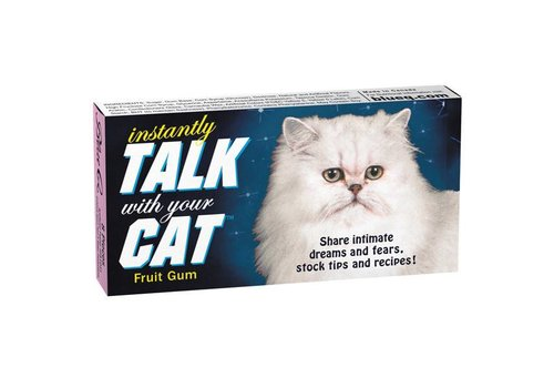 Cortina Kauwgom - Talk with your cat