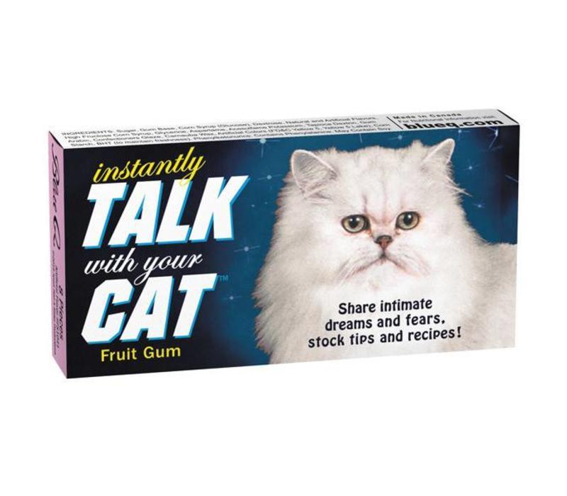 Kauwgom - Talk with your cat
