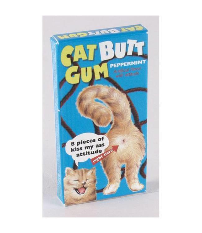Cortina Gum - Cat butts