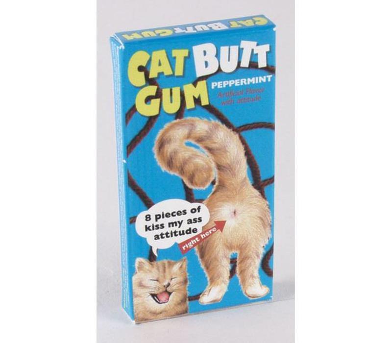 Kauwgom - Cat butts