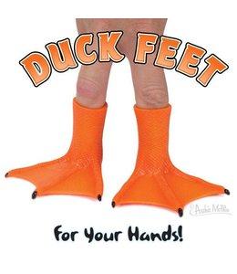 Cortina Fingerpuppet Duck Feet