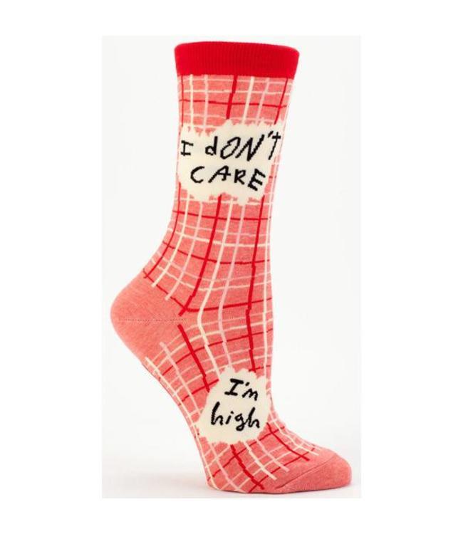 Cortina Socks - I don't care I'm high
