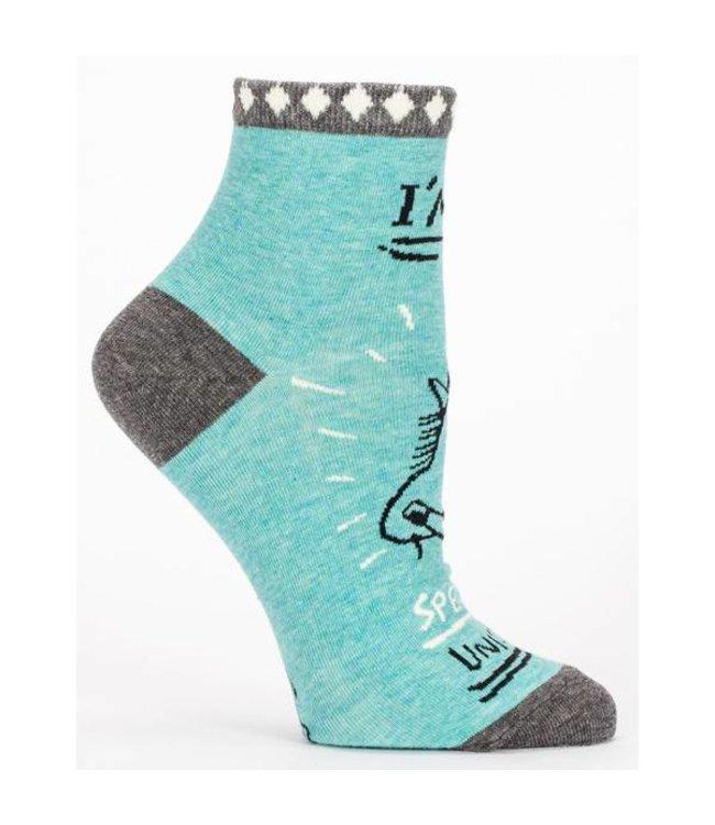Cortina Ankle Socks - Special Unicorn
