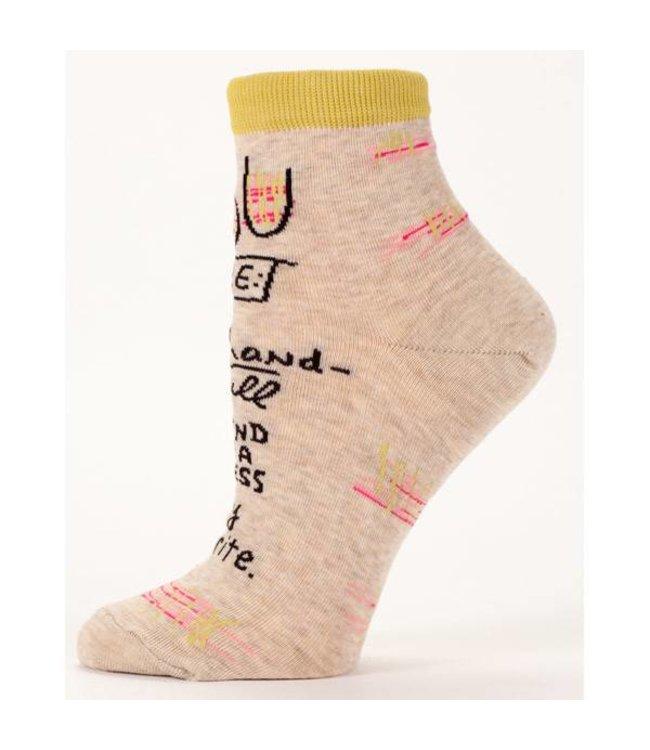 Cortina Ankle Socks - My favorite