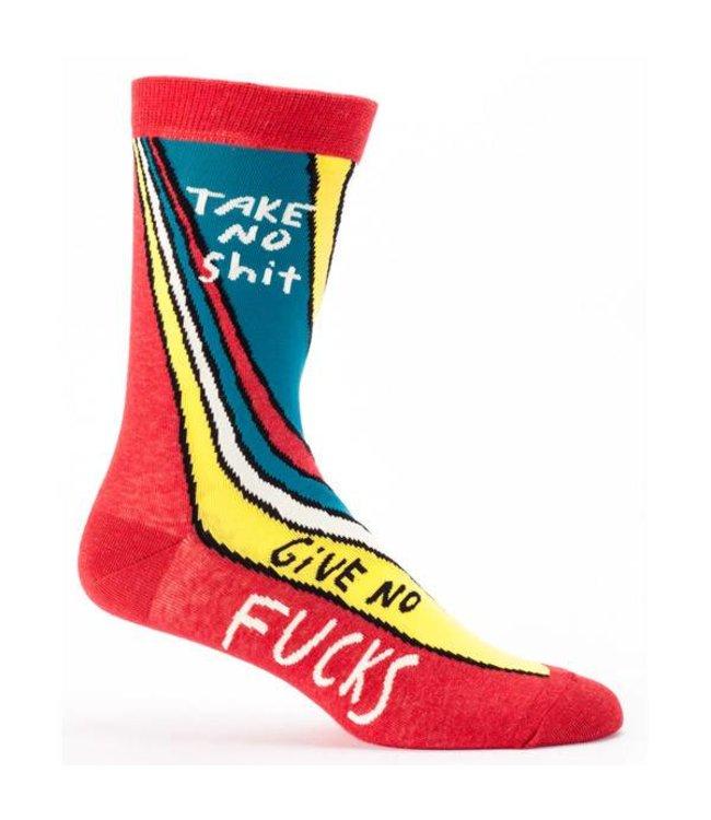 Cortina Men Socks - Take no shit