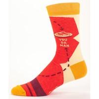 Men Socks - BBQ
